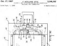 mechanism for electrical switches 1967